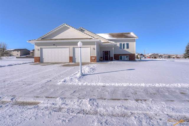 4203 Augusta Dr, Rapid City, SD 57702 (MLS #146676) :: Dupont Real Estate Inc.