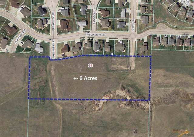 TBD Preakness, Rapid City, SD 57701 (MLS #146683) :: Dupont Real Estate Inc.