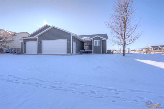 609 Field View Dr, Rapid City, SD 57701 (MLS #146684) :: Dupont Real Estate Inc.