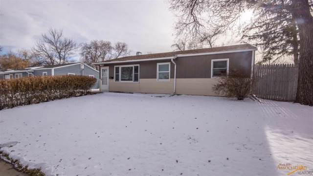 9 Montana, Rapid City, SD 57701 (MLS #146685) :: Dupont Real Estate Inc.