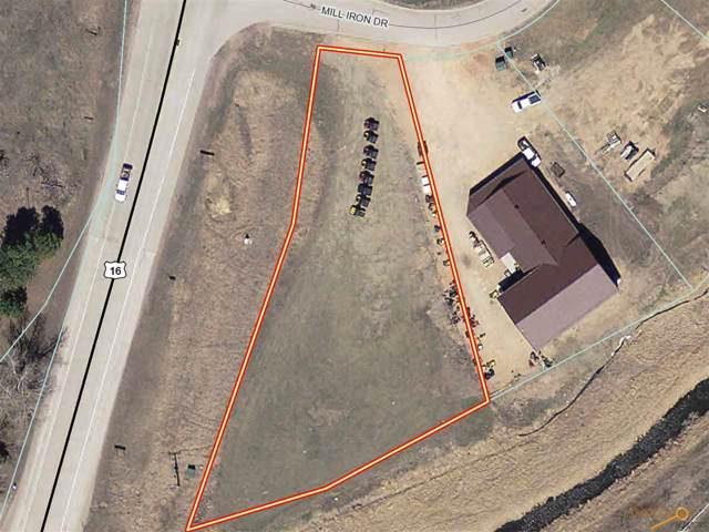TBD Mill Iron Dr, Rapid City, SD 57702 (MLS #146694) :: Dupont Real Estate Inc.