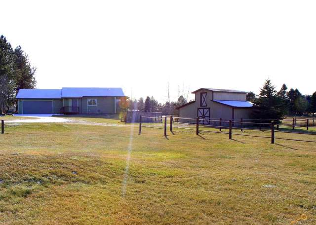 12050 Dakota Pine Rd, Custer, SD 57730 (MLS #146698) :: Dupont Real Estate Inc.