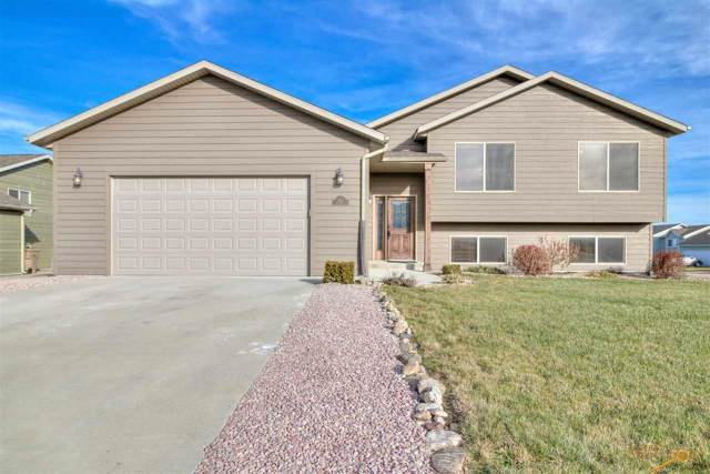 294 Edelweiss Ln, Box Elder, SD 57719 (MLS #146700) :: Dupont Real Estate Inc.