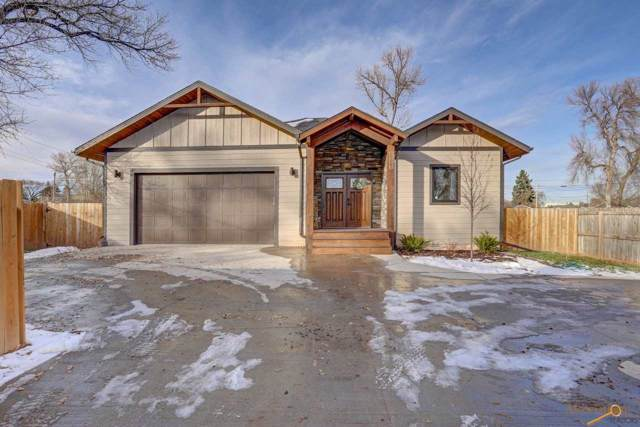 3818 W Main, Rapid City, SD 57702 (MLS #146704) :: Dupont Real Estate Inc.