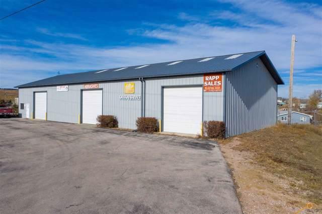870 Seger Dr, Rapid City, SD 57701 (MLS #146716) :: Dupont Real Estate Inc.