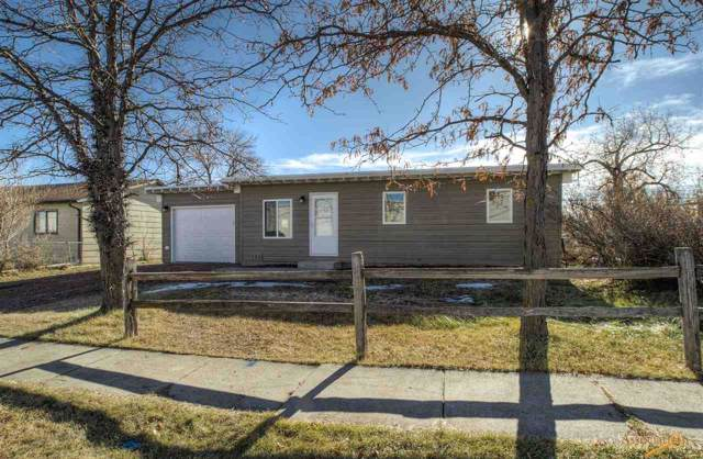 907 E St Francis, Rapid City, SD 57701 (MLS #146723) :: Dupont Real Estate Inc.