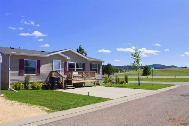 110 Shooting Star Ln, Custer, SD 57773 (MLS #146732) :: Christians Team Real Estate, Inc.