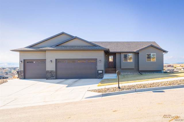 811 Braelynn Ln, Rapid City, SD 57703 (MLS #146742) :: Dupont Real Estate Inc.