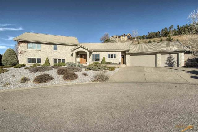 4016 Mountain Shadow Pl, Rapid City, SD 57702 (MLS #146744) :: Dupont Real Estate Inc.