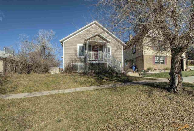 710 Fairview, Rapid City, SD 57701 (MLS #146751) :: Dupont Real Estate Inc.