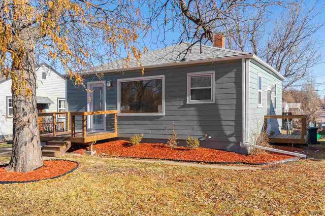 1710 5TH ST, Rapid City, SD 57701 (MLS #146758) :: Dupont Real Estate Inc.