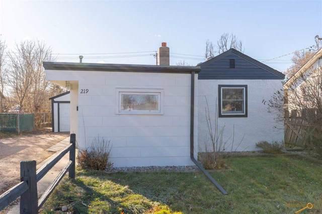 219 St Patrick, Rapid City, SD 57701 (MLS #146760) :: Dupont Real Estate Inc.