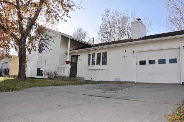 737 Lion Dr, Rapid City, SD 57701 (MLS #146762) :: Christians Team Real Estate, Inc.