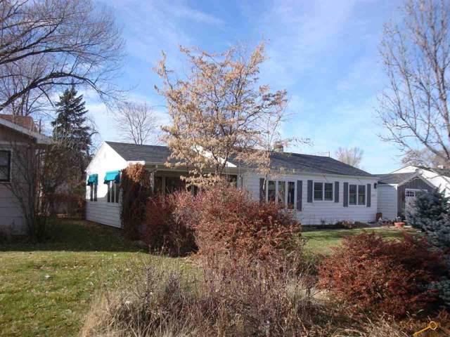 1819 Sun Valley Dr, Rapid City, SD 57702 (MLS #146767) :: Heidrich Real Estate Team