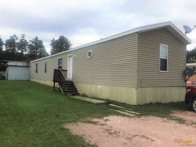 949 Ponderosa St, Custer, SD 57730 (MLS #146778) :: Christians Team Real Estate, Inc.