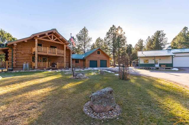 12171 Buckhorn Dr, Custer, SD 57730 (MLS #146780) :: Heidrich Real Estate Team