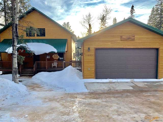 11033 White Tail Trail, Lead, SD 57754 (MLS #146782) :: Dupont Real Estate Inc.