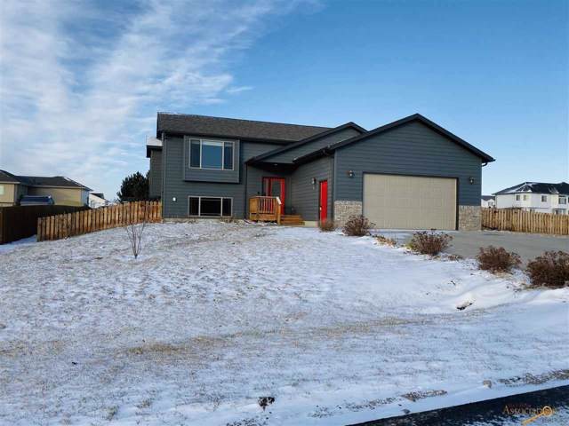 23011 Morninglight Dr, Rapid City, SD 57703 (MLS #146784) :: Dupont Real Estate Inc.