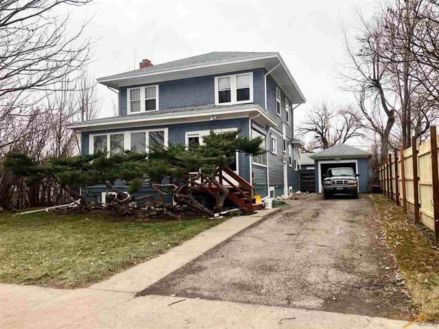 209 St Francis, Rapid City, SD 57701 (MLS #146786) :: Dupont Real Estate Inc.