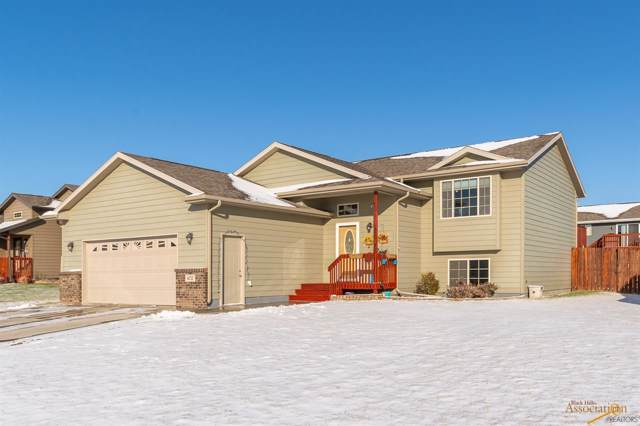 472 Sovereignty Ln, Box Elder, SD 57719 (MLS #146791) :: Heidrich Real Estate Team