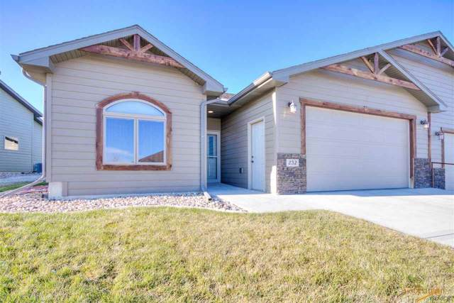232 Enchantment Rd, Rapid City, SD 57701 (MLS #146792) :: Christians Team Real Estate, Inc.
