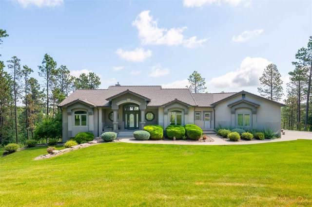 23626 Wilderness Canyon Rd, Rapid City, SD 57702 (MLS #146820) :: Heidrich Real Estate Team