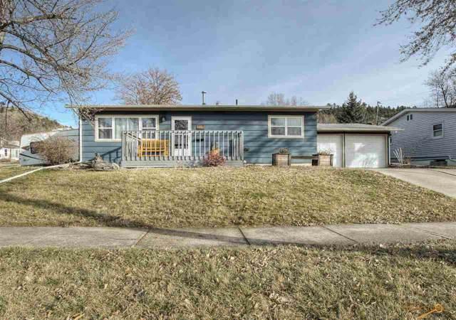 2202 Alamo Dr, Rapid City, SD 57702 (MLS #146821) :: Dupont Real Estate Inc.
