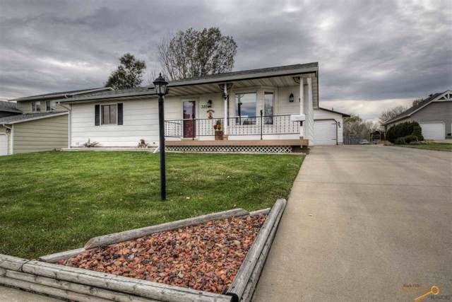 3209 Johnston Ln, Rapid City, SD 57703 (MLS #146842) :: Dupont Real Estate Inc.