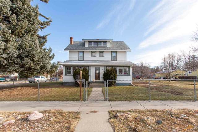 1502 Cedar, Sturgis, SD 57785 (MLS #146843) :: Heidrich Real Estate Team