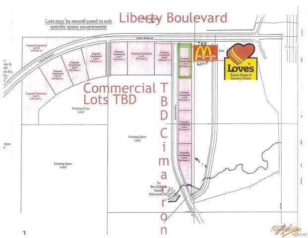 TBD Lot 1 Liberty, Box Elder, SD 57719 (MLS #146845) :: Christians Team Real Estate, Inc.