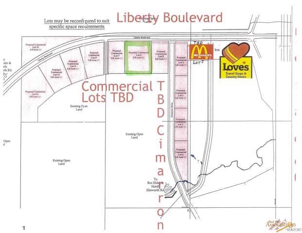 TBD Lot 6 Liberty, Box Elder, SD 57719 (MLS #146847) :: Christians Team Real Estate, Inc.