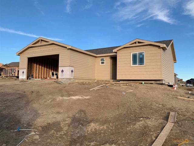 930 Summerfield Dr, Rapid City, SD 57703 (MLS #146861) :: Dupont Real Estate Inc.