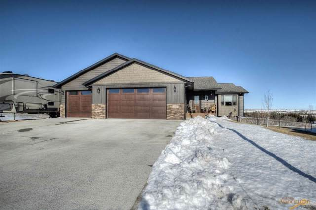 22707 Coyote Trail, Box Elder, SD 57719 (MLS #146876) :: Christians Team Real Estate, Inc.