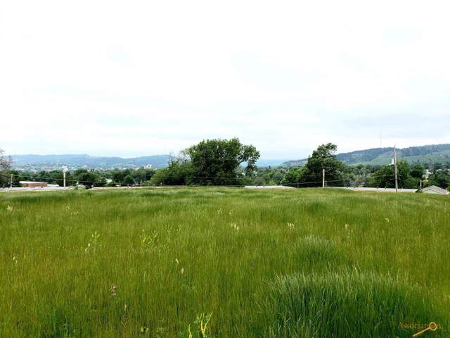 TBD N Maple, Rapid City, SD 57701 (MLS #146880) :: Heidrich Real Estate Team
