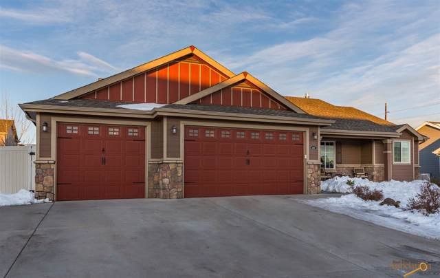 6307 Seminole Ln, Rapid City, SD 57702 (MLS #146883) :: Dupont Real Estate Inc.