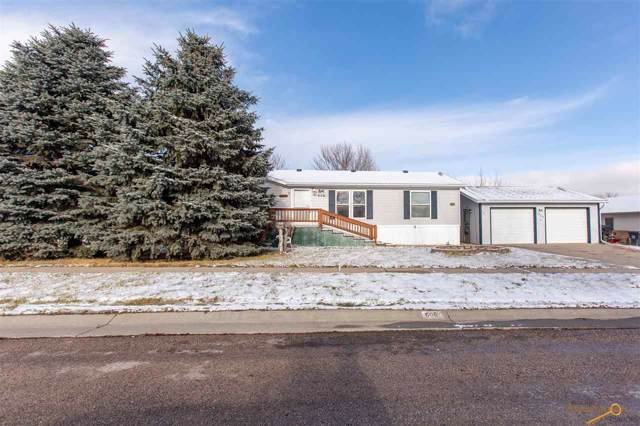 606 Magnolia Dr, Rapid City, SD 57701 (MLS #146885) :: Christians Team Real Estate, Inc.