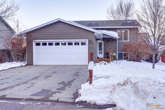 3400 Hall, Rapid City, SD 57702 (MLS #146887) :: Dupont Real Estate Inc.