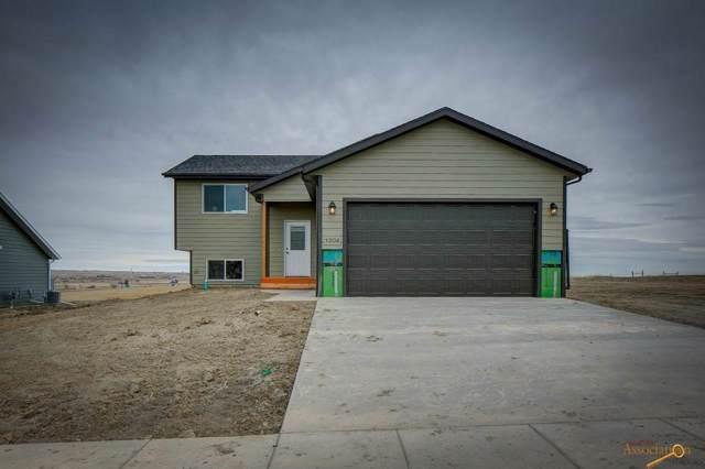 1236 Kodiak Drive, Box Elder, SD 57719 (MLS #146899) :: Christians Team Real Estate, Inc.