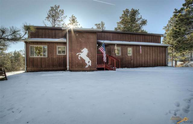 5335 Timberline Trl, Rapid City, SD 57702 (MLS #146903) :: Dupont Real Estate Inc.