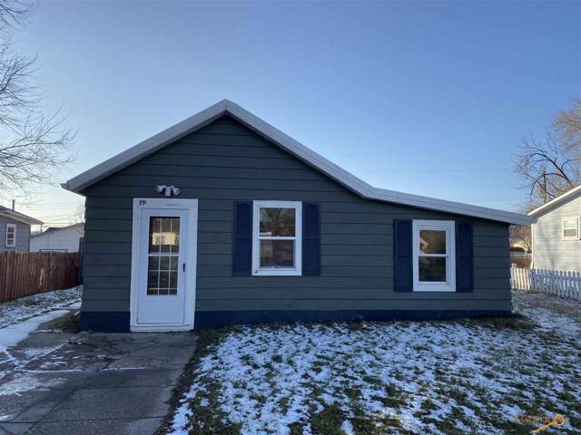 711 Halley Ave, Rapid City, SD 57701 (MLS #146916) :: Christians Team Real Estate, Inc.