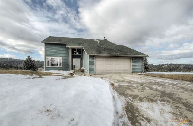 3607 Squire Ln, Rapid City, SD 57702 (MLS #146924) :: Dupont Real Estate Inc.