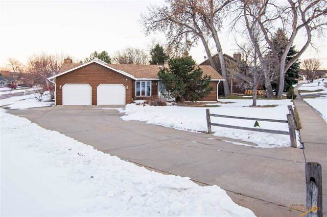604 S Berry Pine Rd, Rapid City, SD 57702 (MLS #146926) :: Dupont Real Estate Inc.