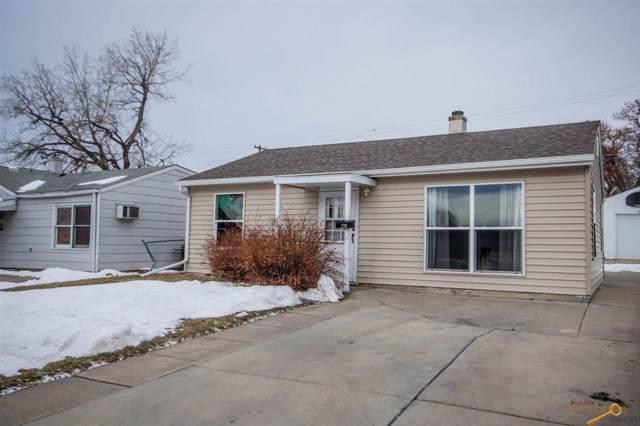 226 E St Patrick, Rapid City, SD 57701 (MLS #146935) :: Christians Team Real Estate, Inc.