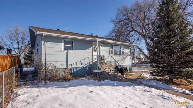 808 Blaine Ave, Rapid City, SD 57701 (MLS #146944) :: Dupont Real Estate Inc.