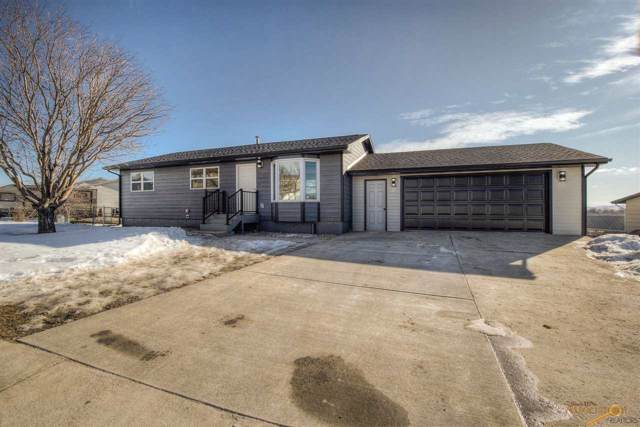 1514 Plateau Ln, Rapid City, SD 57703 (MLS #146947) :: Dupont Real Estate Inc.