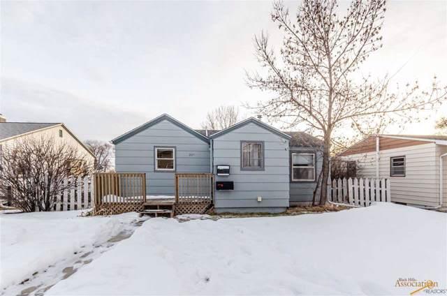 221 E Van Buren, Rapid City, SD 57701 (MLS #146953) :: Dupont Real Estate Inc.