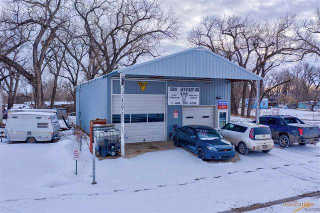 815 10TH AVE, Belle Fourche, SD 57717 (MLS #146970) :: Christians Team Real Estate, Inc.