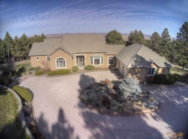 11550 Lofty Pines Rd, Black Hawk, SD 57718 (MLS #146997) :: Christians Team Real Estate, Inc.