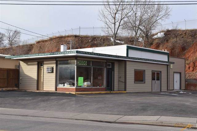 3606 Canyon Lake Dr, Rapid City, SD 57702 (MLS #146998) :: Christians Team Real Estate, Inc.