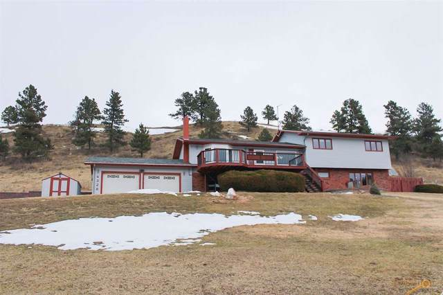 4326 Crooked Oaks Rd, Piedmont, SD 57702 (MLS #147021) :: Christians Team Real Estate, Inc.